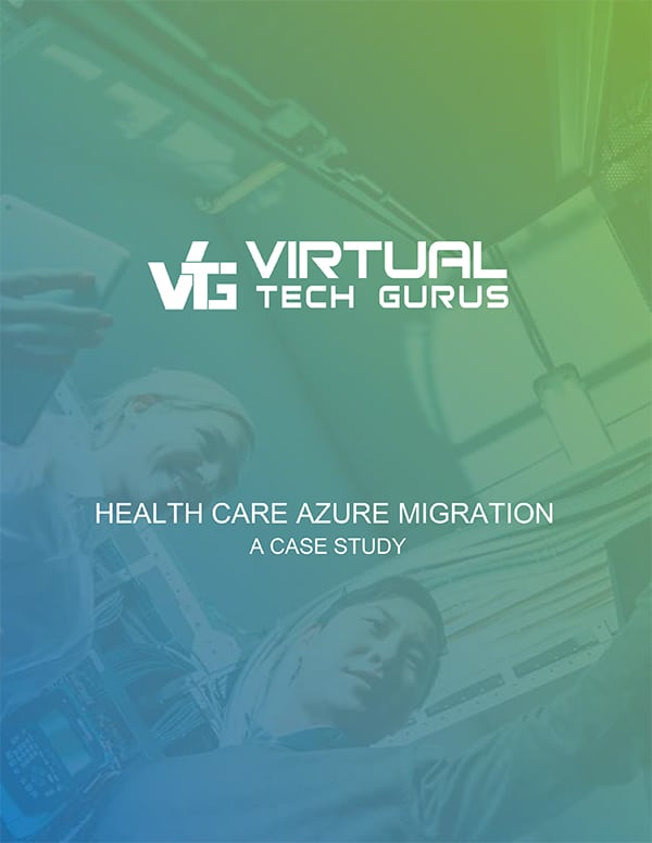 Health-Care-Azure-Migration-