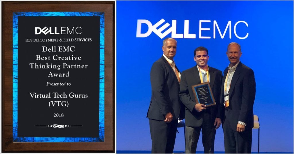 DellEMC-award-VTG-creative-thinking-partner