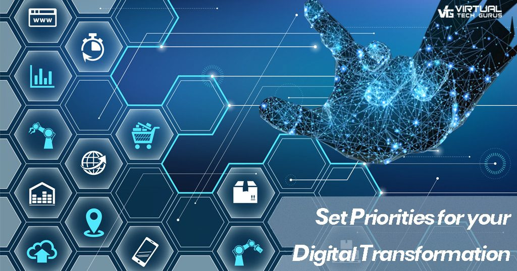 Set Priorities for Your Digital Transformation
