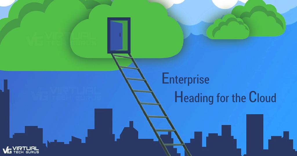 Enterprise - Heading for the Cloud